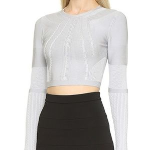 Cushnie Et Ochs cable knit sweater